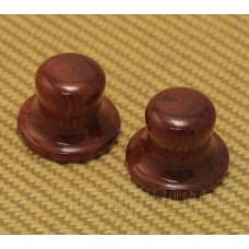 PK-8197-0B0 Bubigna Wood Top Hat Knobs for Guitar/Bass