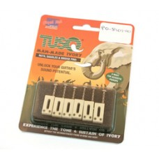 PQ-8101-00 Graph tech tusq bridge saddles for fender am standard tele