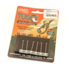 PQ-8166-00 Graph tech ios tusq saddles for 6 saddle tele bridge
