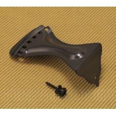 RESO-JG011B Black 6-String Resonator/Dobro Tailpiece