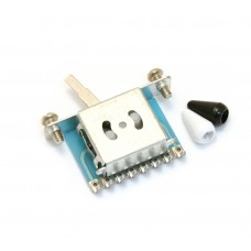 RP188BW Retro Parts 5-Way Selector Switch