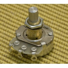 RV2401-18RL-A500K (1) Alpha 500k Audio Solid Shaft Full-Size Pot