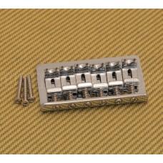 SB-0100-010 Chrome Fixed Guitar Bridge for Hardtail Fender Stratocaster/Strat