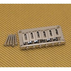 SB-5115-010 Gotoh Chrome Hardtail Guitar Bridge