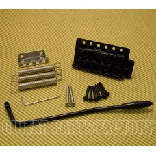 SB-5212-B Black Tremolo Bridge Kit for Import Mexican & Squier Strat®