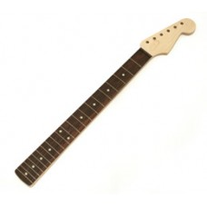 SRO-FAT Allparts Unfinished Chunky Rosewood Strat Guitar Neck