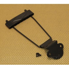 T120B Black Diamond Trapeze Tailpiece for Gibson