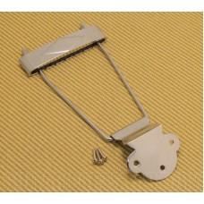 T120C Diamond Chrome Trapeze Tailpiece for Gibson L-50, L48, ES-125, ES-330
