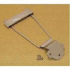 T120N Nickel Diamond Trapeze Tailpiece for Gibson