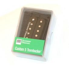 SEYMOUR DUNCAN TB-14 CUSTOM 5 TREMBUCKER PICKUP BLACK