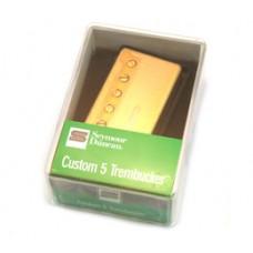 11103-84-GC Seymour Duncan TB-14 Custom 5 Trembucker Gold Pickup
