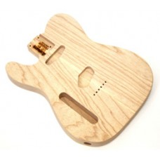 TBAO-L Left Handed Ash Replacement Body for Telecaster
