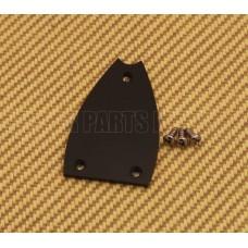 TC-BF 1-ply black fish/epi style truss rod cover