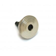 TK-7706-001 (1) Sperzel Nickel Lock Knob & Screw for Trim-Lok Guitar Tuners
