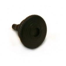 (1) BLACK SPERZEL LOCKING KNOB & SCREW