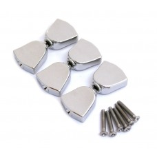 TK-7722-010 Chrome Keystone Buttons for Grover 102 Series