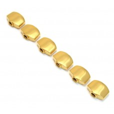 TK-PING-G (6) PING Gold Mini Buttons for Sealed Guitar Tuners