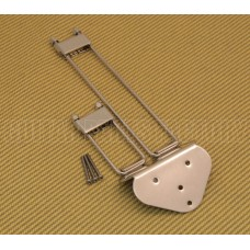 TP-0433-001 Nickel Frequensator Style Trapeze Tailpiece