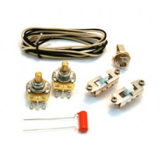 WKM-VWHT Wiring Kit for Mustang w/White Tips
