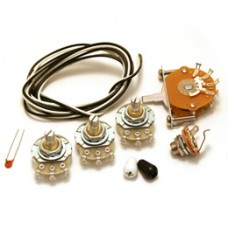 WKS-ECO Economy 5-Way Wiring Kit for Strat