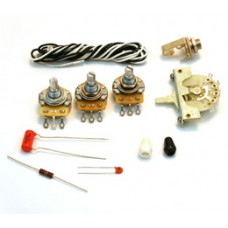 WKS-NSLS Noiseless Wiring Harness Kit for Strat