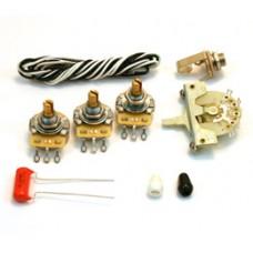 WKS-STD5 Strandard 5 Way Wiring Kit for Strat