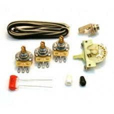 WKS-VNT3 Vintage Style 3-WAY Wiring Kit for Strat
