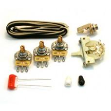 WKS-VNT5 Vintage Style 5-Way Wiring Kit for Strat