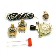 WKT-MOD 4-Way Mod Wiring Kit for Tele