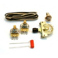 WKT-VNT3 Vintage Style Wiring Kit for Fender Tele