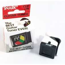 S-3 Snark Cop Car Clip-On Chromatic Guitar/Bass/Uke/Banjo/Violin Headstock Tuner