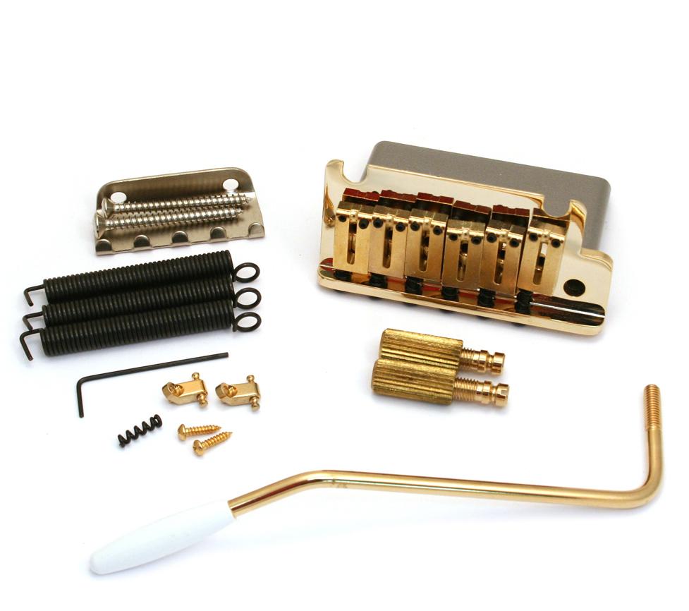 CHROME Genuine Fender Bridge Assembly For Ultra Strat NEW 003-6449-049