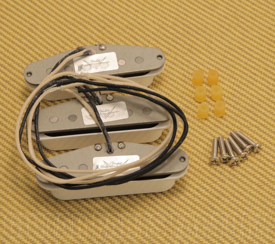 099 2114 000 fender custom shop 39 69 stratocaster strat guitar pickup set 0992114000. Black Bedroom Furniture Sets. Home Design Ideas