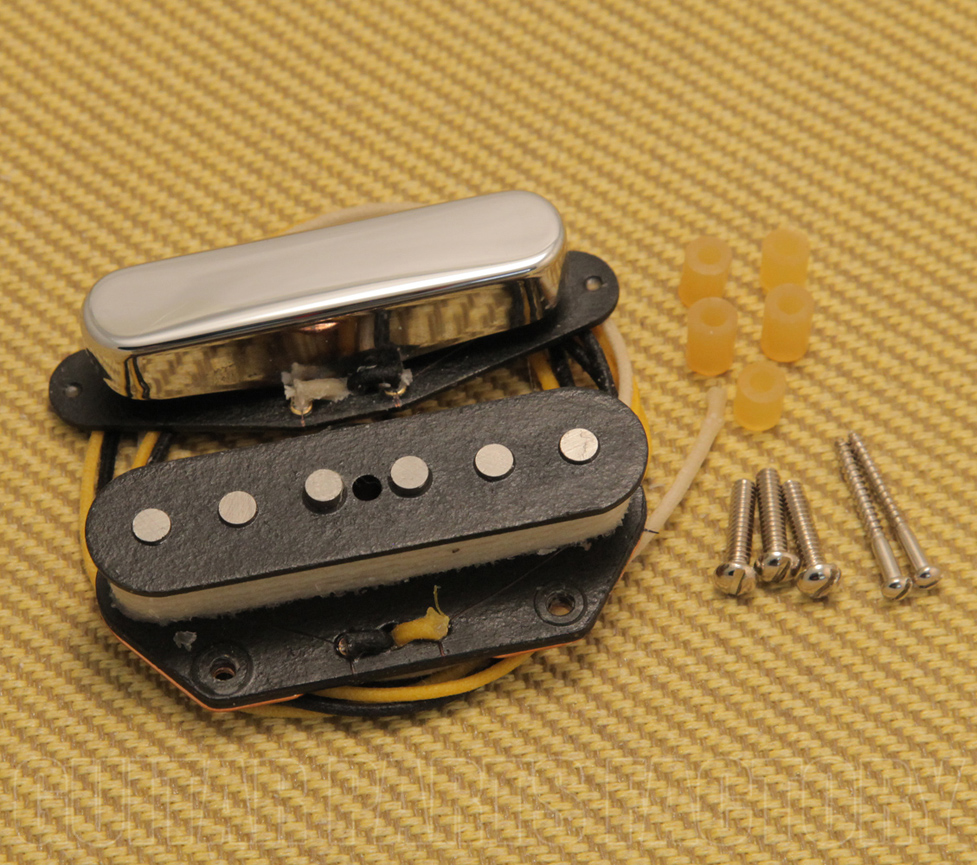 40 40 40 Fender Custom Shop Texas Special Tele Pickups Neck ...
