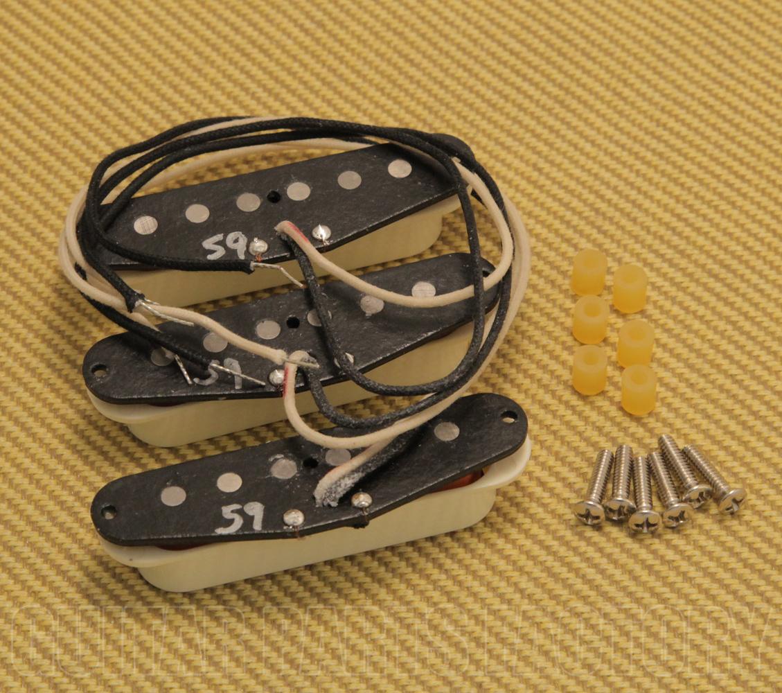 Fender Vintage /'59 Stratocaster Pickup Set 0992236000
