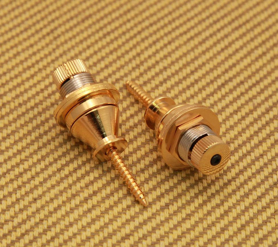 Gotoh End Pins Gold