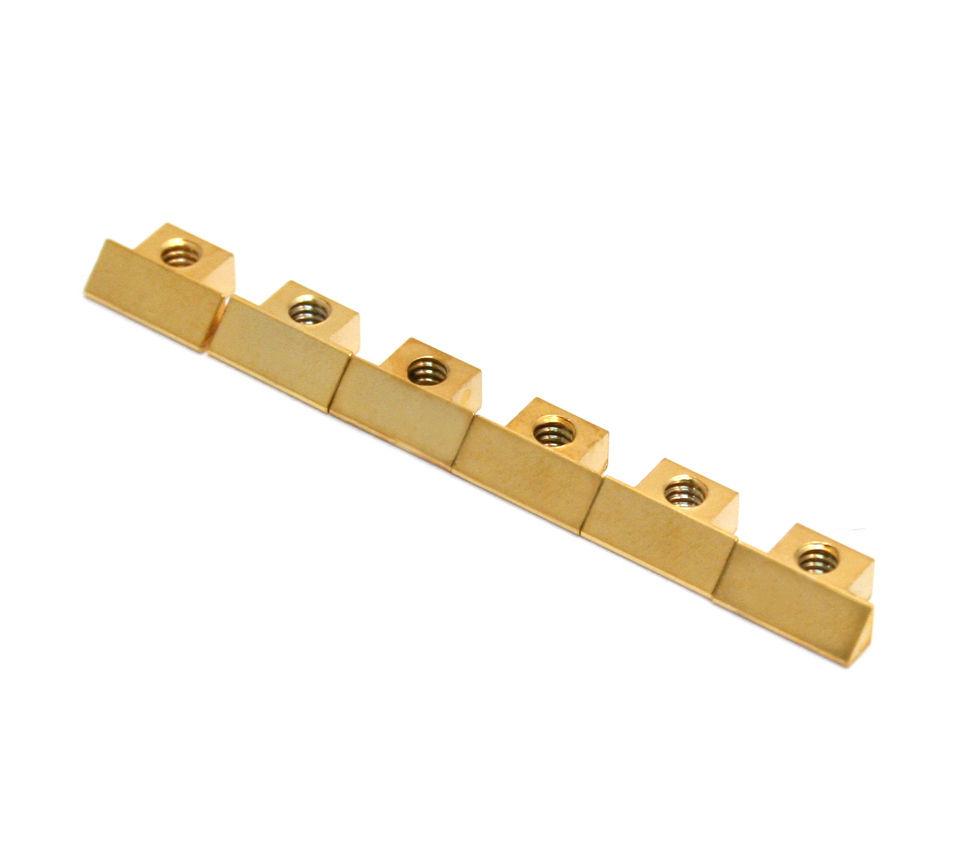 BP-0535-002 (6) Gold Saddles for Gibson® USA ABR-1 Tune-O