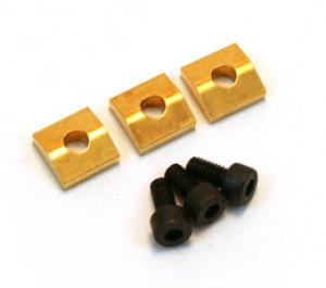 BP 0116-002 Gold floyd rose nut blocks