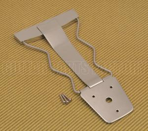 TP-0420-010 Chrome Trapeze Tailpiece For Epiphone or Gibson ES-175 Guitar