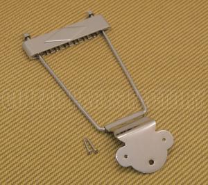 TP-0630-010 Chrome 12-String Trapeze Tailpiece