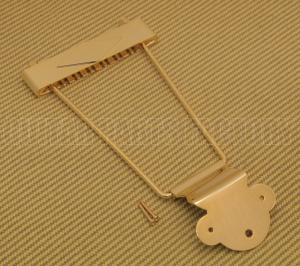 TP-0630-002 Gold 12-String Guitar Trapeze Tailpiece
