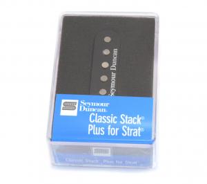 11203-10-Bc Seymour Duncan Classic Stack Plus Black Strat Bridge Pickup STK-S4b
