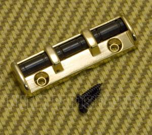 RN001-G Gold Roller Nut 43mm Strat/Tele Gold Roller Nut 43mm Strat/Tele