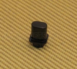 SK-0713-023 (1) Black Top Hat Switch Tip for Tele Guitar