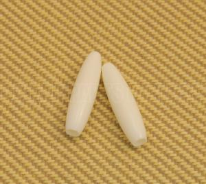 PK-0148-050 Parchment Tremolo Tips Press Fit for USA Strat