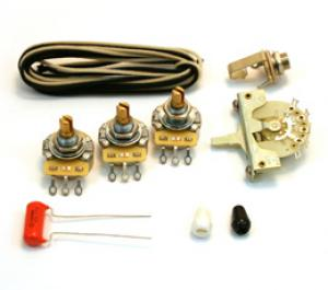 WKS-VNT5 Vintage Style 5-Way Wiring Kit for Strat