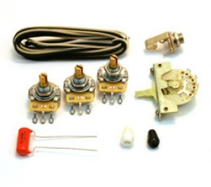 WKS-VNT3 Vintage Style 3-WAY Wiring Kit for Strat
