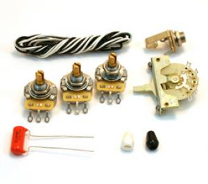 WKS-STD5 Strandard 5 Way Wiring Kit for Strat