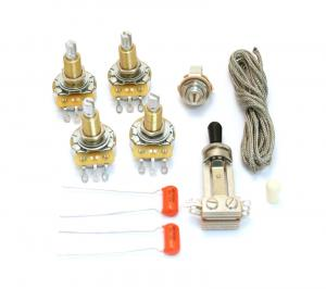 WKLP-VNT Vintage Style Wiring Kit For Les Paul