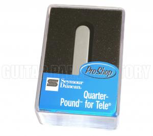 11202-16-T Seymour Duncan Quarter Pound Tele Neck Pickup Tapped STR-3T